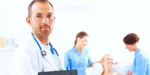 Als die drängendsten Probleme Gesundheitswesen für die Lösung