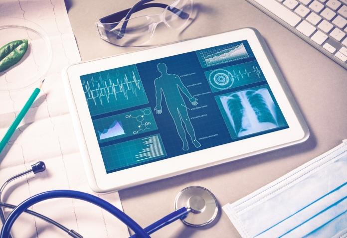 Daten über den medizinische Versorgung ist die Teilnahme guter Zustand