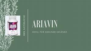 Ariavin - Deutschland - Nebenwirkungen - Aktion