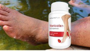 Varicolen - für Krampfadern - Nebenwirkungen - anwendung - inhaltsstoffe