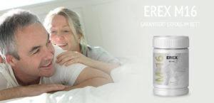 Erex m16 - Bewertung - anwendung - inhaltsstoffe