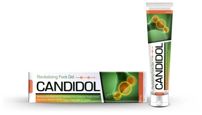 Candidol - für Mykose - Aktion - anwendung - inhaltsstoffe