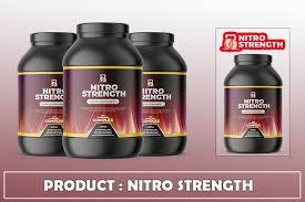Nitro Strength - für Muskelmasse - erfahrungen - comments - kaufen