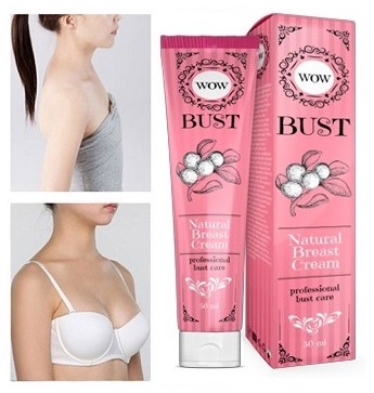 Innovative Formel zur Brustpflege und Brustvergrößerung!