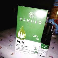 Canobo Cbd – für das Wohlbefinden - in apotheke – Amazon – Aktion