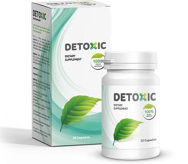 Detoxic – Körperentgiftung - bestellen – kaufen – Deutschland