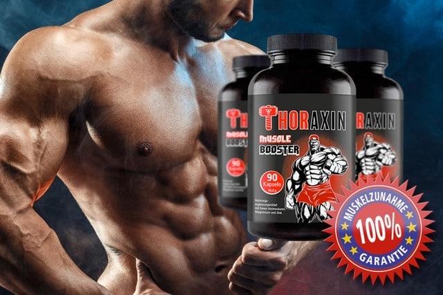 Thoraxin – auf Muskelmasse - bestellen – Nebenwirkungen – kaufen