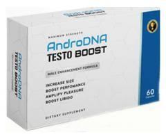 Andro science Testo Boost - inhaltsstoffe - anwendung - erfahrungen