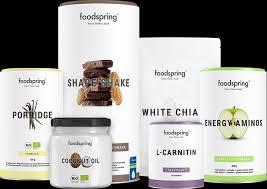 Foodspring - anwendung - erfahrungen - comments