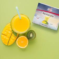 Fitline restorate citrus - Deutschland - Nebenwirkungen - Aktion