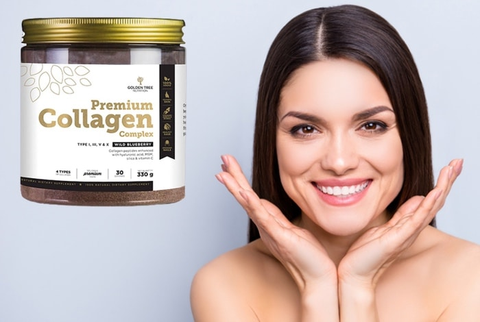 Golden Tree Premium Collagen Complex – zur Verjüngung - in apotheke – erfahrungen – Bewertung