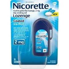 Nicorette - Amazon - anwendung - inhaltsstoffe