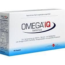 Omega IQ - besseres Gedächtnis - Aktion - Amazon - bestellen