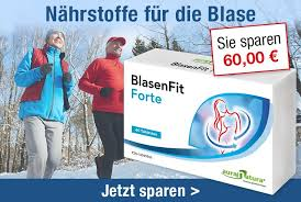 Blasenfit forte - Blasenprobleme - Deutschland - test - forum