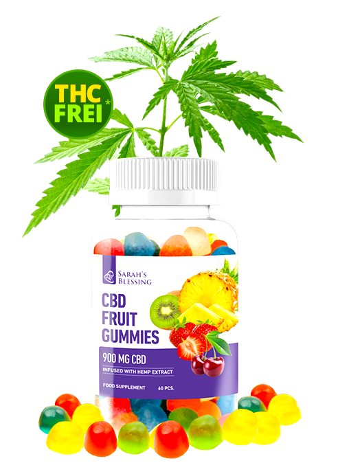 CBD Frucht Kaubonbons - test - bestellen - preis