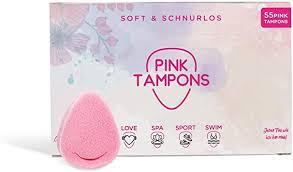 Pink Tampons - erfahrungen - Bewertung - Amazon