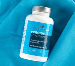Steiger Naturals Hyaluronsäure Kapseln - Nebenwirkungen - Deutschland - inhaltsstoffe