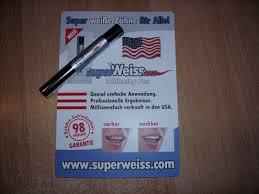 Superweiss Whitening Pen - in apotheke - erfahrungen - Bewertung