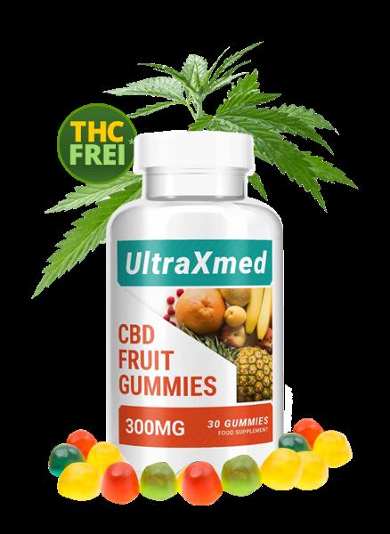 UltraXmed CBD Gummies - anwendung - erfahrungsberichte - bewertungen - inhaltsstoffe