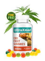 Ultraxmed CBD-Fruchtgummis