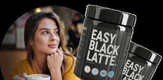 Easy Black Latte - inhaltsstoffe - erfahrungsberichte - bewertungen - anwendung